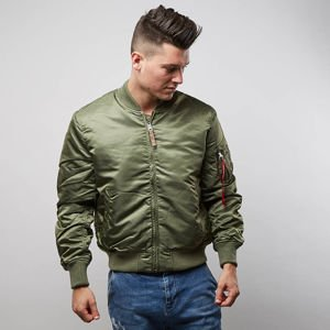 Kurtka Alpha Industries Bomber MA-1 VF59 sage-green