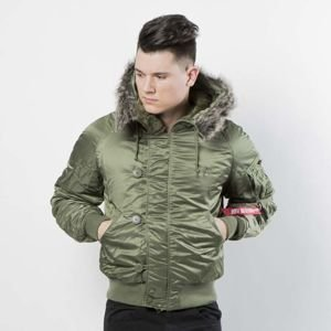 Kurtka Alpha Industries N2B VF 59 sage green 158142/01