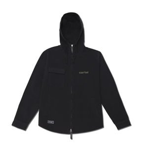 Kurtka Backyard Cartel  Disaster Jacket black