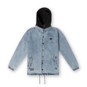 Kurtka Backyard Cartel Distance Jacket blue denim