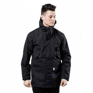 Kurtka Carhartt WIP Battle Parka black