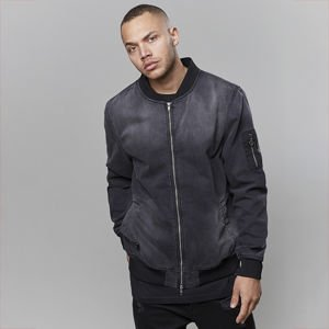 Kurtka Cayler & Sons Black Label FD Bomber Jacket black
