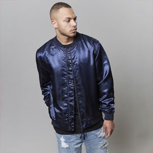 Kurtka Cayler & Sons Black Label Fam Satin Jacket navy