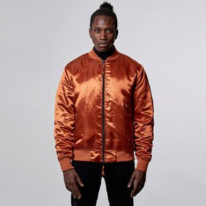 Kurtka Cayler & Sons Black Label Lessen Bomber Jacket bronze