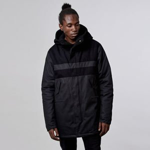 Kurtka Cayler & Sons Black Label New Standard Parka black
