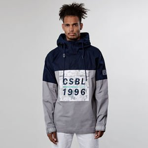 Kurtka Cayler & Sons Black Label Three Peat Anorak Jacket navy