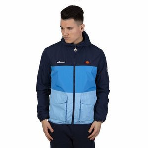 Kurtka Ellesse Trio Full Zip Jacket navy