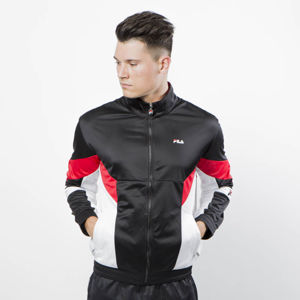 Kurtka Fila Men Talbot Track Jacket true red-bright white-black