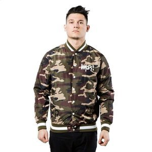Kurtka Mass Denim Signature Jacket woodland camo