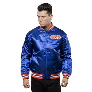 Kurtka Mitchell & Ness Cleveland Cavaliers Jacket royal NBA Satin Jacket