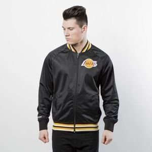 Kurtka Mitchell & Ness Los Angeles Lakers black NBA Top Prospect Jacket