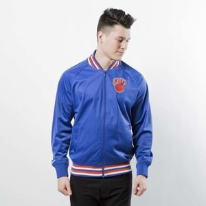 Kurtka Mitchell & Ness New York Knicks royal NBA Top Prospect Jacket