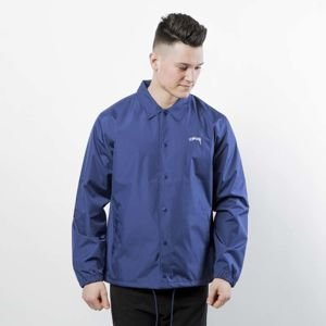 Kurtka Stussy Cruize Coach Jacket dark blue