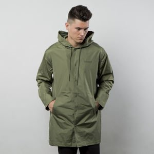 Kurtka Stussy Tony Long Hooded Coach Jacket olive