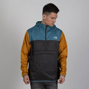 Kurtka The North Face M Fonorak asphalt grey/storm blue/citrine yellow