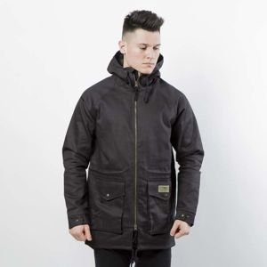 Kurtka Turbokolor Parka Jacket Deck Crew black