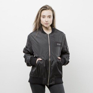 Kurtka We Peace It Oblivion Bomber Jacket black