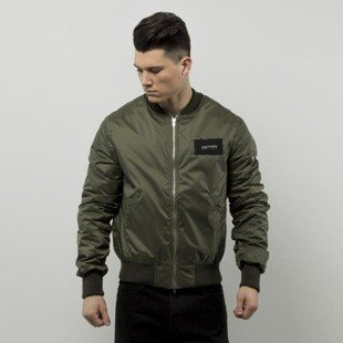 Kurtka We Peace It Oblivion Bomber Jacket olive