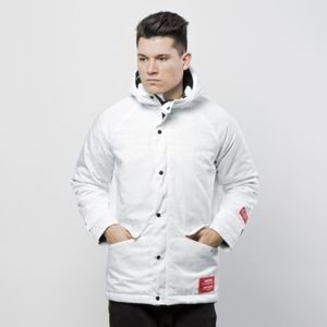 Kurtka We Peace It Parka Jacket Saorsa white