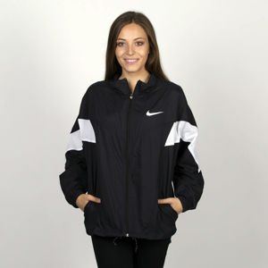 Kurtka damska Nike Sportswear Windrunner Throwback black
