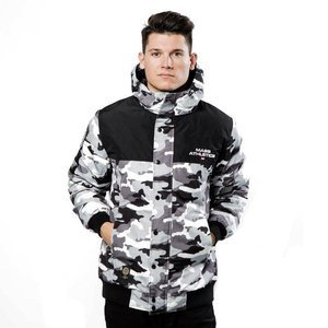 Kurtka zimowa Mass Denim Jacket Republic winter camo