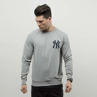 Majestic Athletic bluza Overwear / Jumper NY Yankees grey MNY2691E2