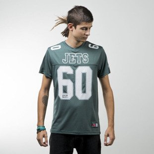 Majestic Athletic koszulka Puerco Poly Players Jersey New York Jets green MNJ2375GJ