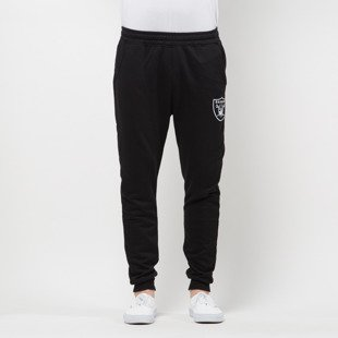 Majestic Athletic spodnie dresowe Platt Slim Loopback Oakland Raiders grey MOR2701DB
