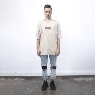 Majors koszulka The Way Tee beige