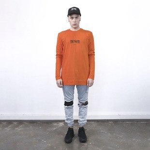 Majors koszulka longsleeve The Thruth orange