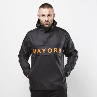 Majors kurtka Mayors Pull On black