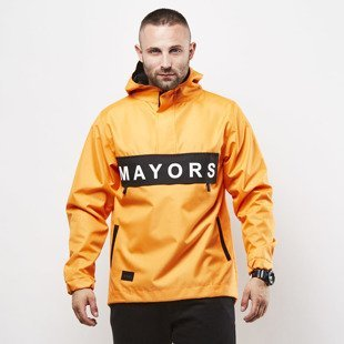 Majors kurtka Mayors Pull On orange