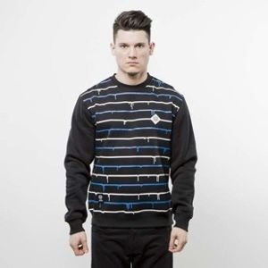 Mass Denim bluza Dripline Crewneck black
