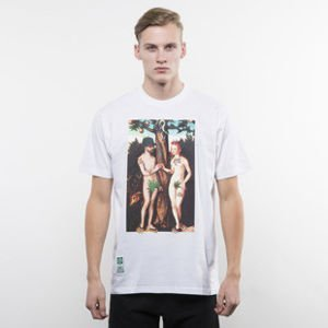 Mass Denim koszulka T-shirt Primal Sin white SS 2017