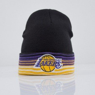 Mitchell & Ness czapka Los Angeles Lakers black Linear EU256