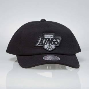 Mitchell & Ness czapka snapback Los Angeles Kings black INTL014 Throwback