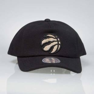 Mitchell & Ness czapka snapback Toronto Raptors black INTL014 Throwback