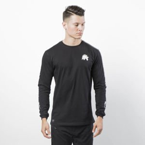 Nervous koszulka longsleeve SP18 Rose black