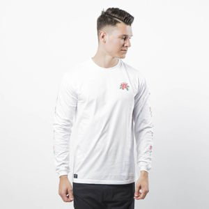 Nervous koszulka longsleeve SP18 Rose white