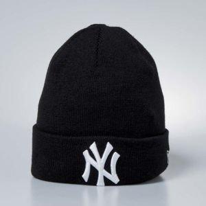 New Era czapka zimowa damska Essential Cuff black f5bfe33f4e79