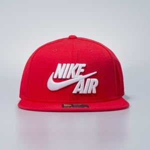 Nike czapka snapback NSW Air True red 805063-657