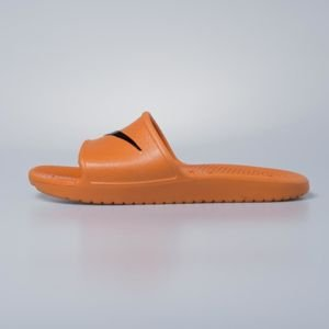 Nike klapki Kawa Shower solar orange / black 832528-800