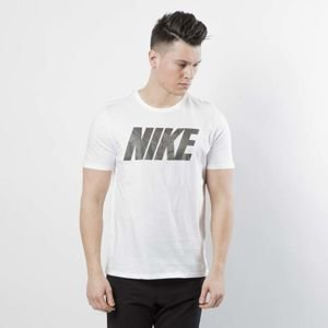 Nike koszulka t-shirt NSW Nike Block white 891880-100