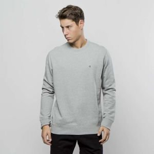 Obey bluza sweatshirt Eighty Nine Icon Crew heather grey