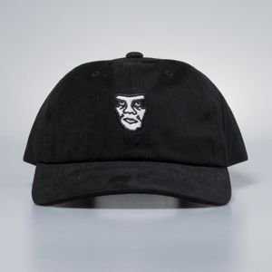 Obey czapka Fubar 6 Panel Snapback black