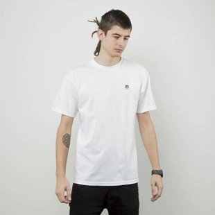 Obey koszulka t-shirt Obey Half Face Mil Spec white