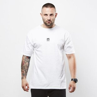 Obey koszulka t-shirt Obey Half Face white
