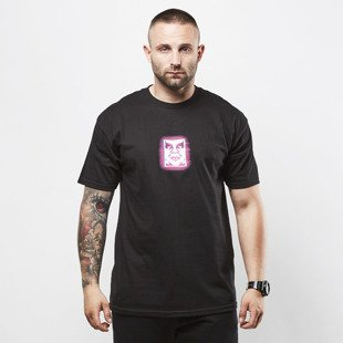 Obey koszulka t-shirt Obey Immersion black