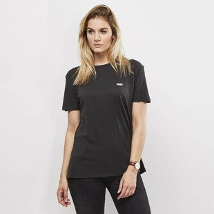 Obey koszulka t-shirt WMNS Obey Jumbled Split Fountain black