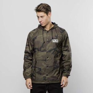 Obey kurtka jacket No One Jacket camo